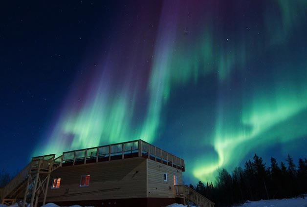 yellowknife-activities-Aurora Viewing
